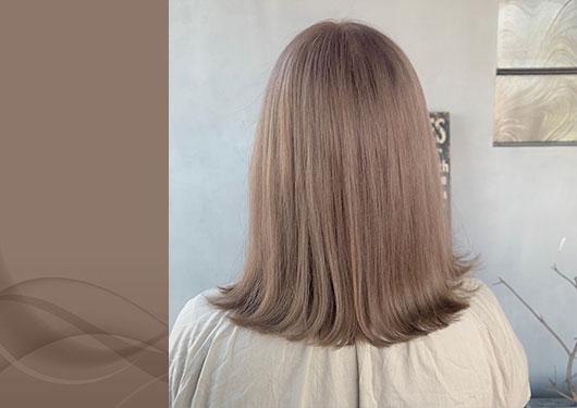 髪質改善パーマコース
